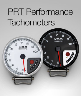 PRT Performance Tachometers