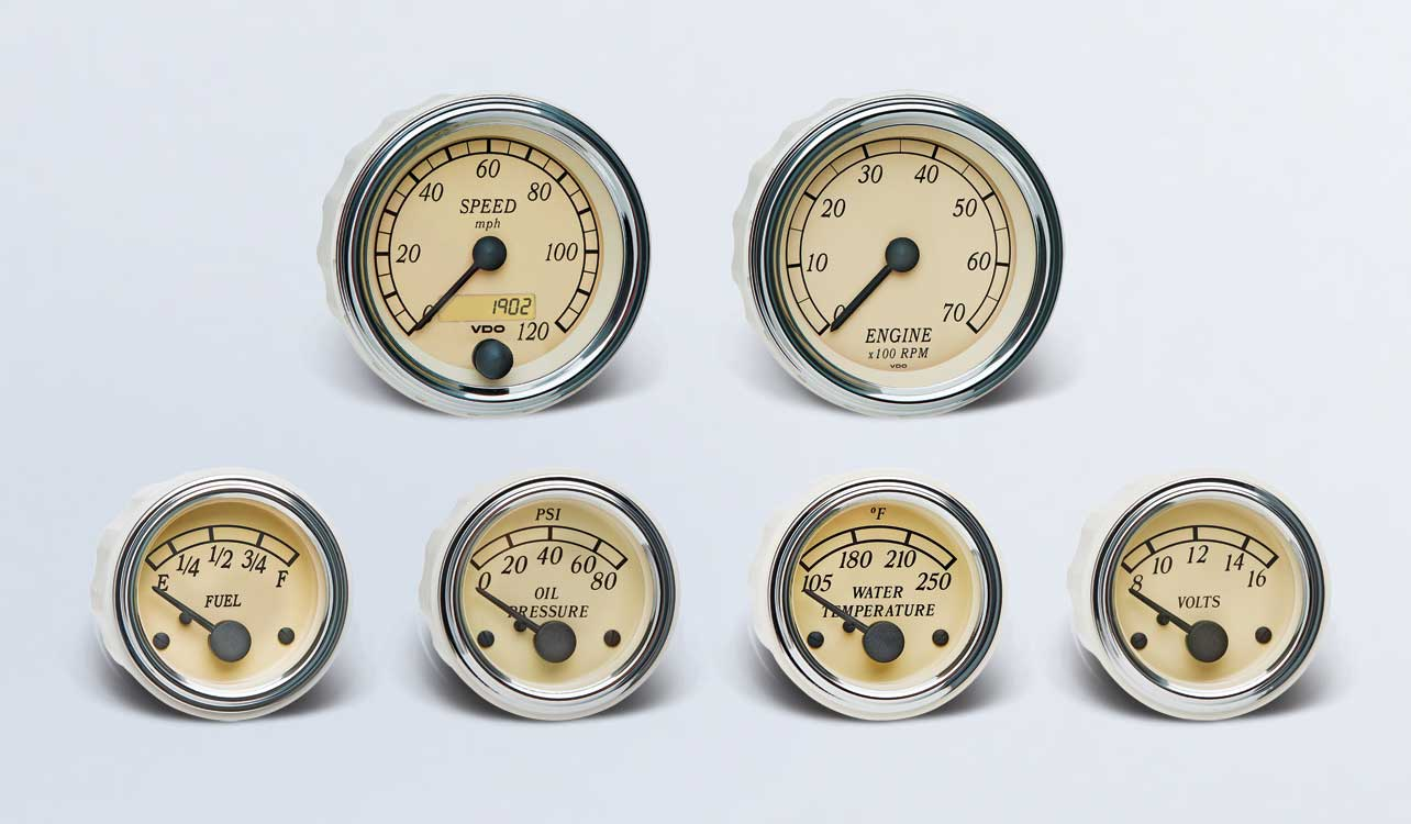 Heritage Chrome By Series Instruments Displays And Clusters. Heritage Chrome. Wiring. Vintage Marine Tachometer Wiring At Scoala.co