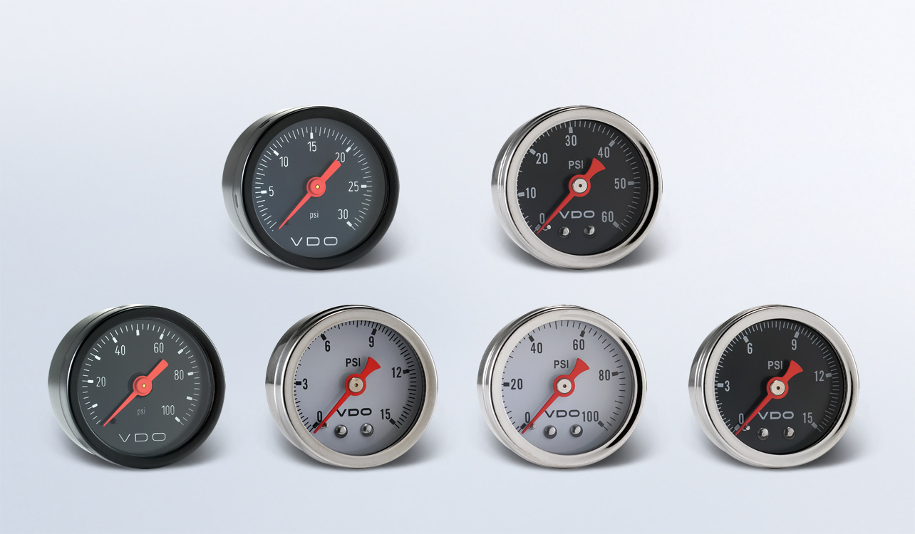 Mini Pressure Gauges
