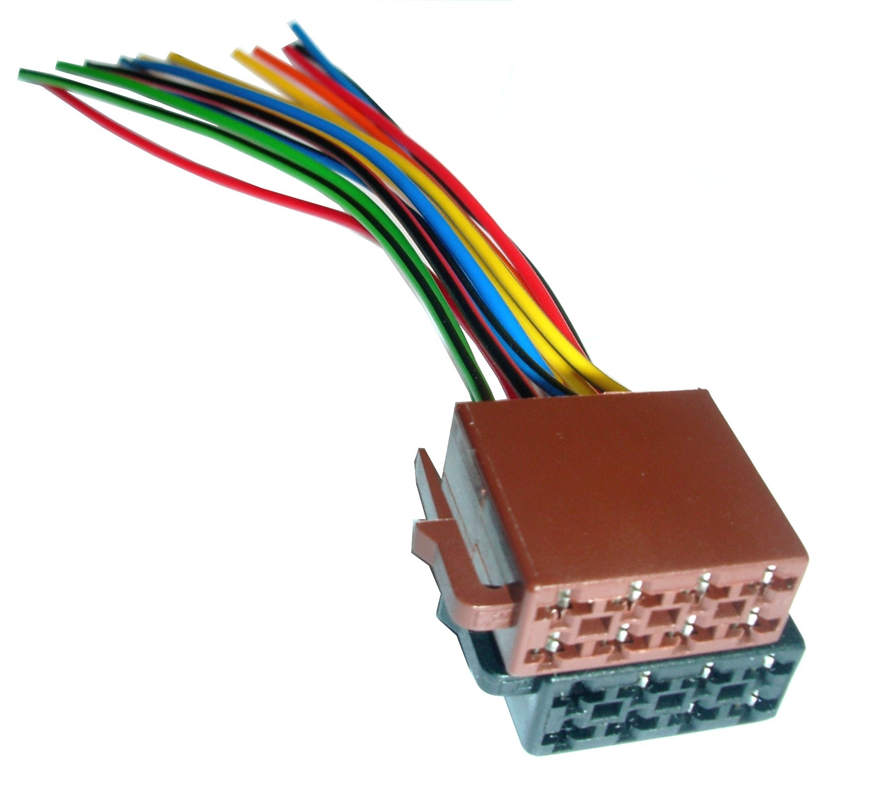 VDO and Continental Radio Replacement Harness