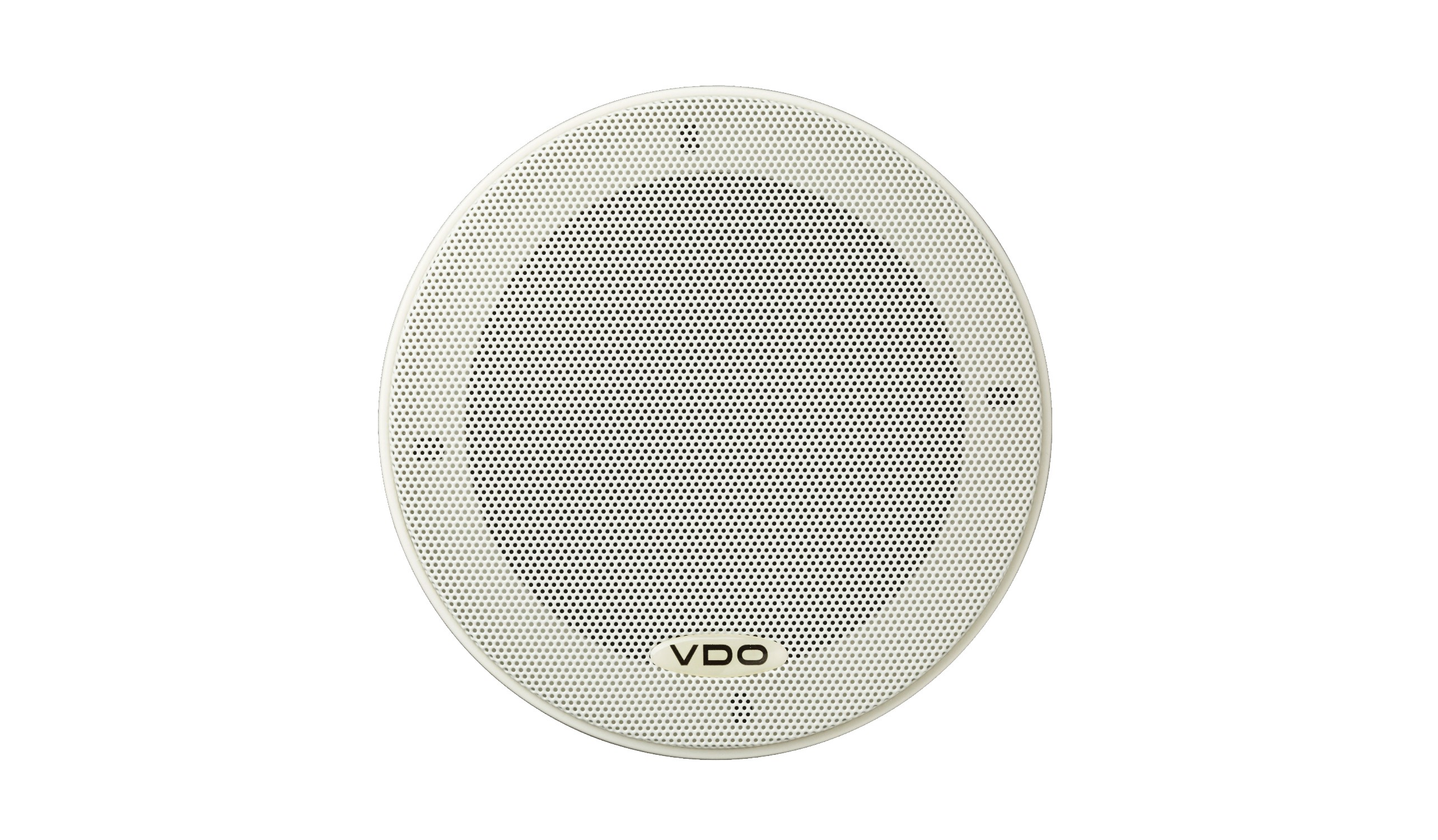 130mm 2-way speakers, White