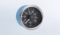 Series 1 150 PSI Mechanical Air Pressure Gauge