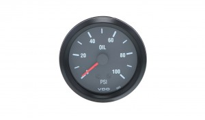 ProCockpit  100PSI Mechanical Oil Pressure Gauge