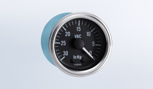 "Series 1 30"" HG Vacuum Gauge with Tubing Kit"