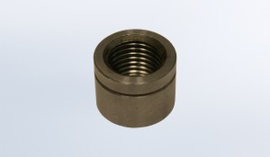 Weld on Threaded nut for Mounting Pyrometer Sender