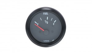 ProCockpit  Fuel Gauge for Univesal 240-33Ohm Fuel Senders