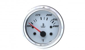 Cockpit Autochoice Electrical water temperature gauge