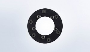 80mm to 54mm fuel tank adapter flange