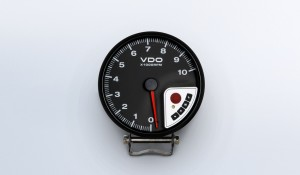 PRT Performance Tachometers 0-10k Black Performance Tachometer