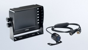 "Standard View Cameras 5.6"" back up Kit with Large White Rear view Camera and 10M extension Cable"