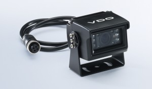 120 Degree Rear View Camera Large with Sun Guard