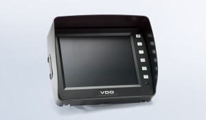 "Standard View Cameras 5.6"" Single Camera Display"