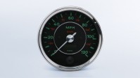 "356 Gauges ""356"" 120MPH 100mm Speedometer"